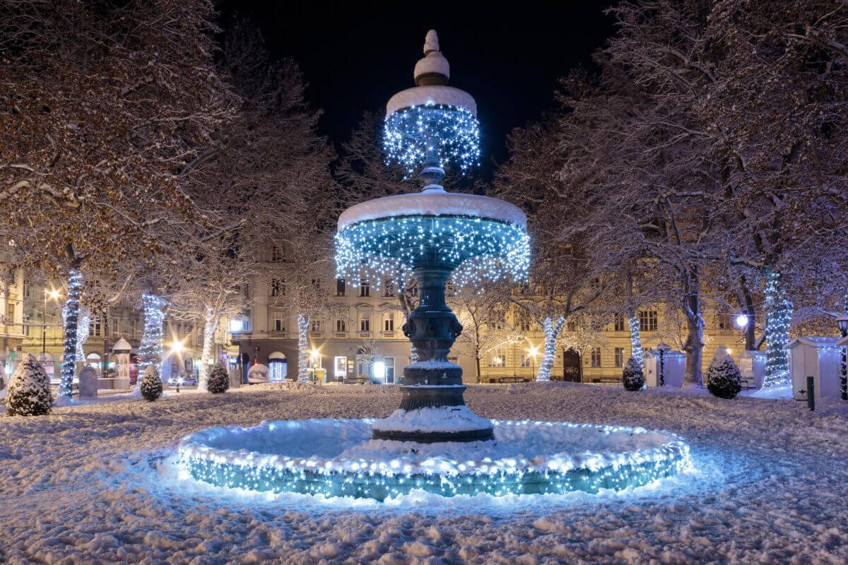 best christmas market in europe zagreb vienna budapest prague 2018 - Vienna At Christmas