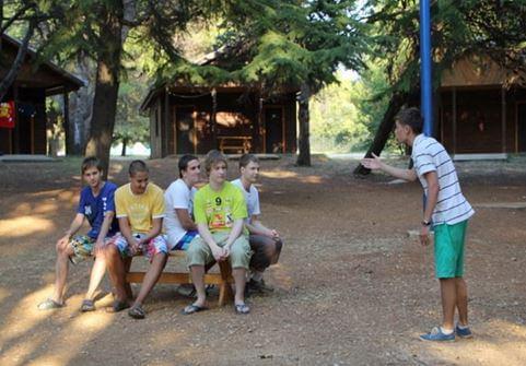 ljetni kamp engleskog jezika