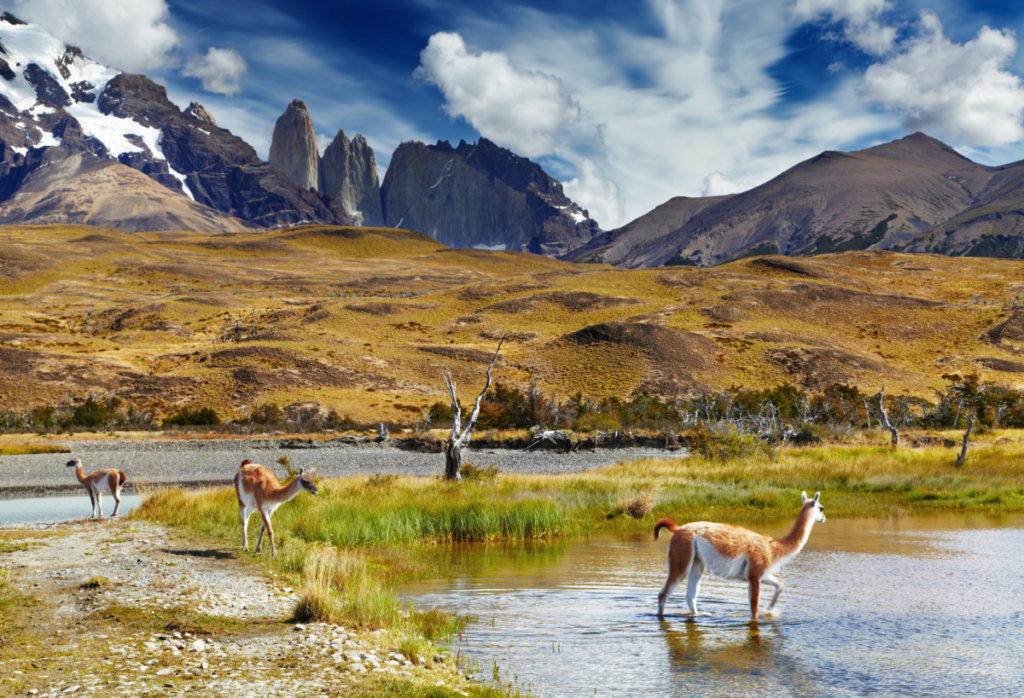 Peru, Bolivija, Čile