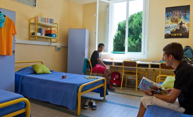 ljetna škola francuskog jezika, antibes