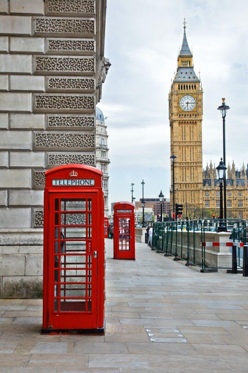 tečaj engleskog jezika LONDON