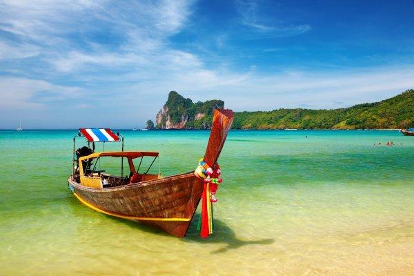 tajland nova godina
