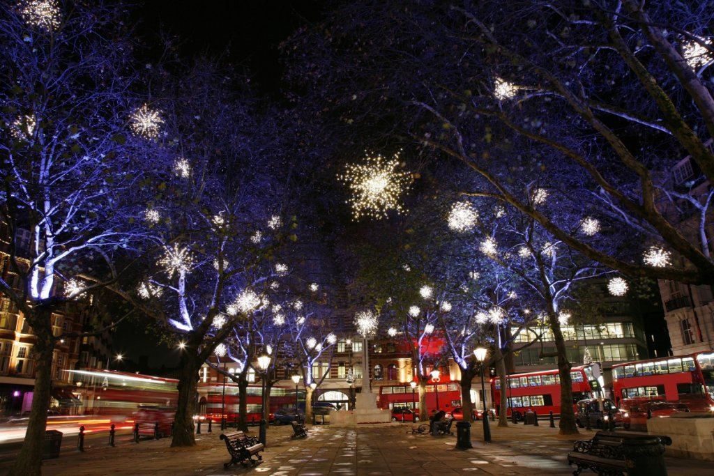 Zimski tečaj u Londonu