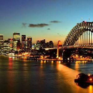 Tečej engleskog u Australiji, Sydney, škola EF
