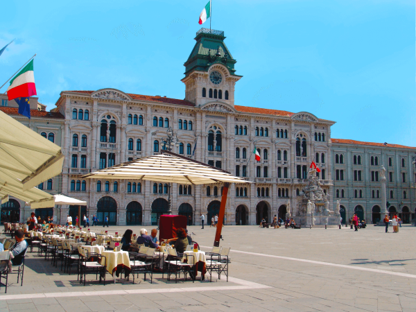 Tečaj talijanskog jezika Piccola Università Italiana Trst i Tropea za uzrast 16 +