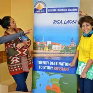 Ljetna škola ruskog jezika Education Centre DURBE Ltd Riga, LATVIA