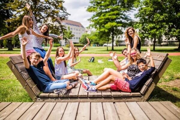 Ljetna škola njemačkog jezika Actilingua Beč; za uzrast 12-19 godina 2021.