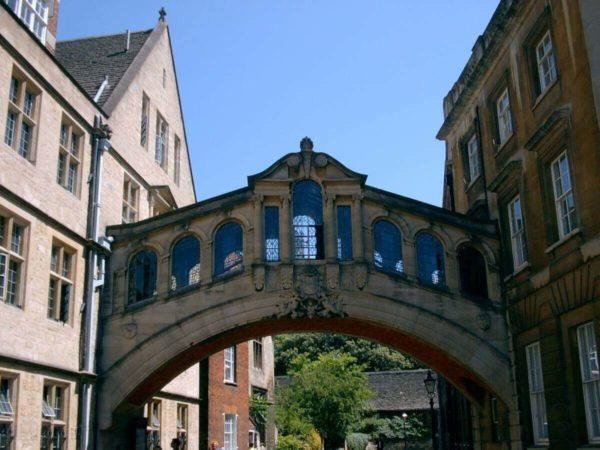 Ljetna škola engleskog jezika St. Clare's Oxford, dob 15 -17 godina