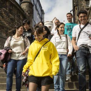Tečaj engleskog jezika, CES – Irska i Velika Britanija dob 16 +