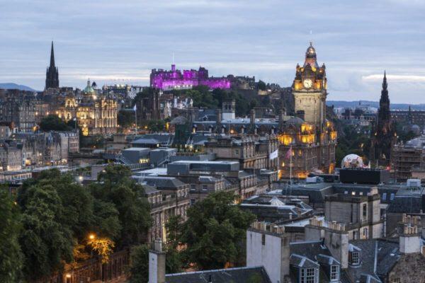 Ljetna škola International House Edinburgh