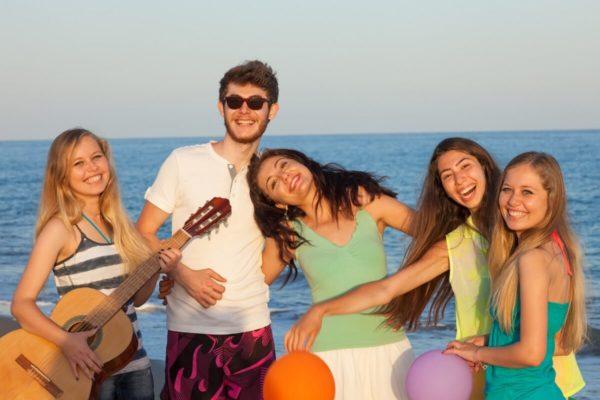 Ljetna škola engleskog jezika Plus Brighton za uzrast 10 - 17 godina