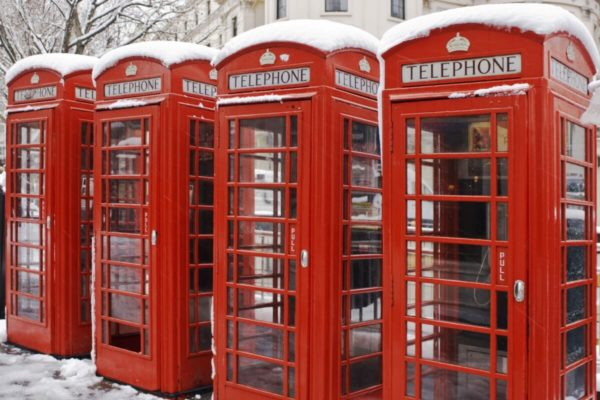 Zimski tečaj engleskog jezika, London, škola PLus za dob od 12 - 17 godina
