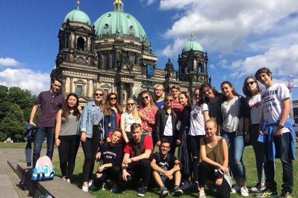 Ljetna škola njemačkog jezika GLS Berlin, dob 15-17, grupni polasci
