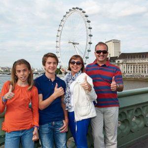 Obiteljski tečaj engleskog jezika – St. Giles, London