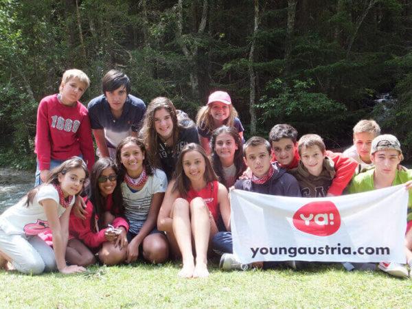 Ljetna škola njemačkog i engleskog jezika Young Austria za dob 8 - 16 godina