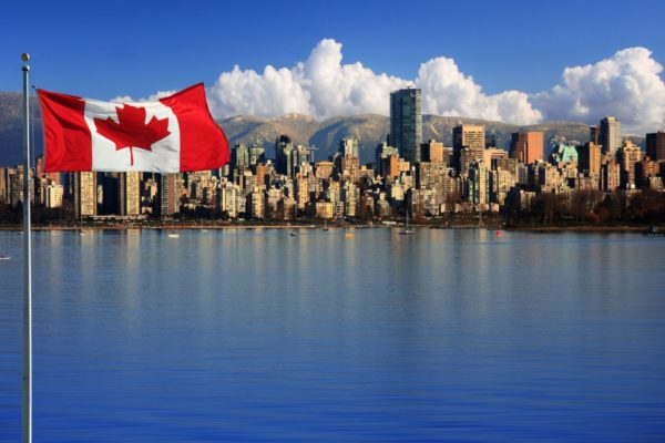 Tečaj engleskog jezika, Kanada EF Vancouver 16 +