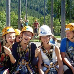Ljetna škola njemačkog i engleskog jezika Young Austria za dob 8-16 godina
