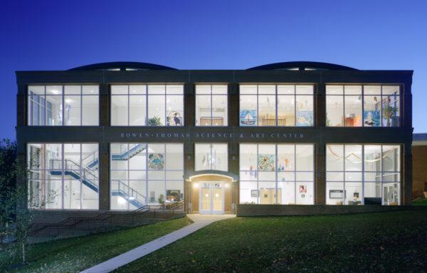 Srednja škola: Boarding school-The Calverton School, Huntingtown, MD