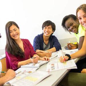 Škola njemačkog jezika F+U Heidelberg za dob 16 +