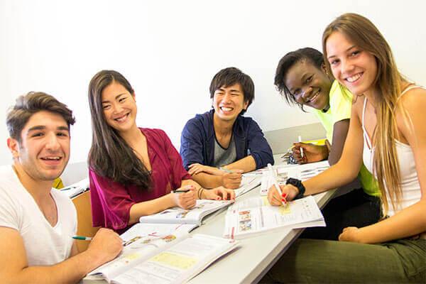 Škola njemačkog i engleskog jezika F+U Heidelberg za dob 12 +