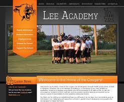 Srednja škola: Boarding school - Lee Academy, SAD