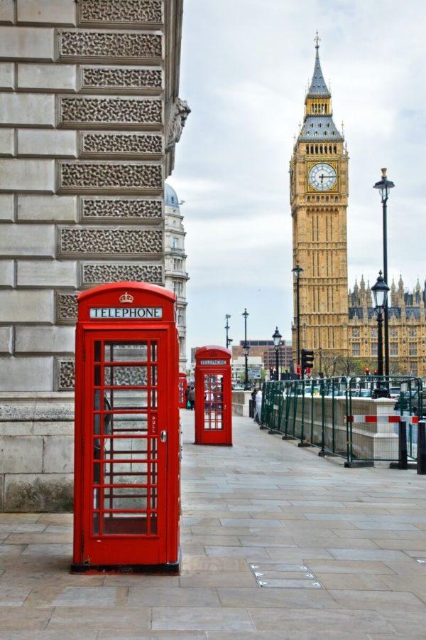 Tečajevi stranih jezika, Engleski jezik, Frances King London