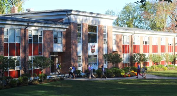 Srednja škola: Boarding school - Marianapolis Academy