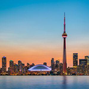 Tečaj engleskog jezika Kanada EF Toronto 16 +