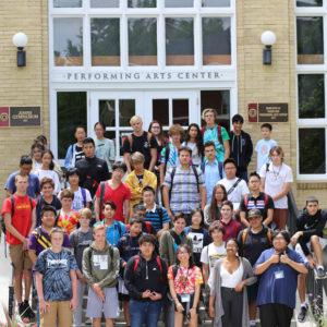 Srednja škola: Boarding school – Wasatach Academy, Mount Pleasant, Utah