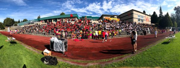 Srednja škola: West Vancouver Secondary - British Columbia