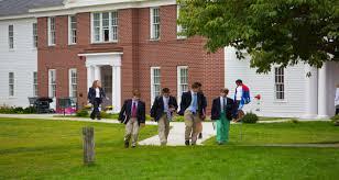 Srednja škola: Boarding school - Wilbraham & Monson Academy