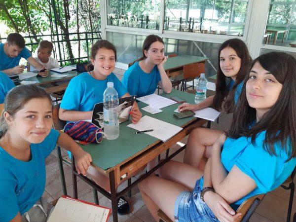 Blue Butterfly, škola jedrenja i tečaj engleskog jezika 13+