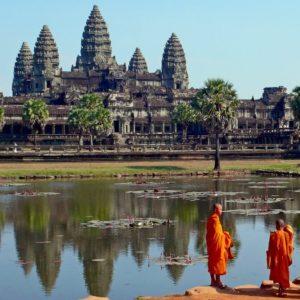 Kambodža i Vijetnam