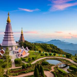 Nova Godina 2021 Tajland
