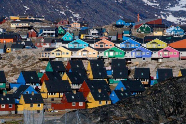 Greenland - čarobni otok ledenih prostranstava