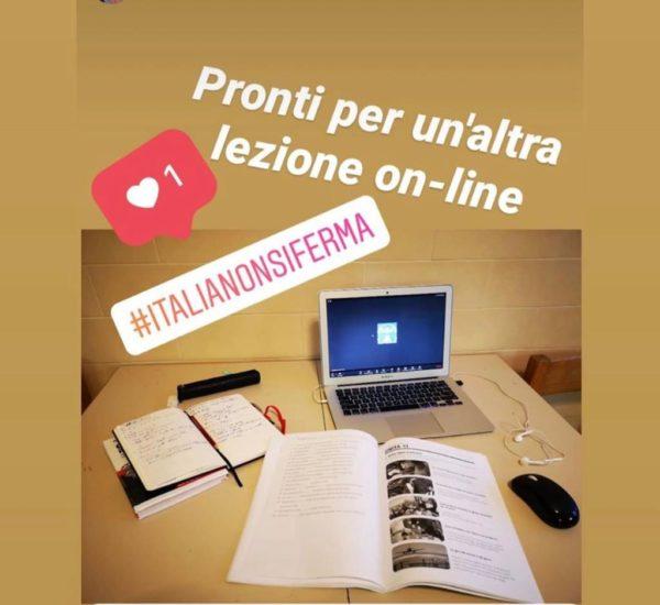 Online učenje talijanskog jezika - škola Leonardo da Vinci (grupni pristup)